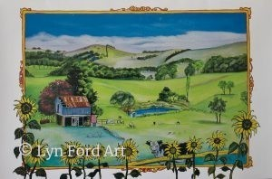 Bowral, Australia Greeting Card