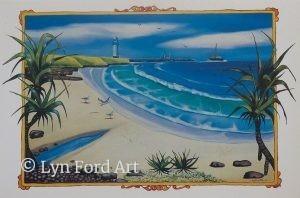 Lyn Ford Convent Beach, Yamba