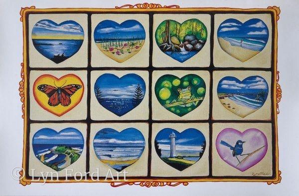 My Hearts in Australia