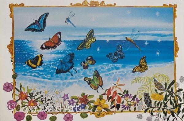 Native Australian Butterflies