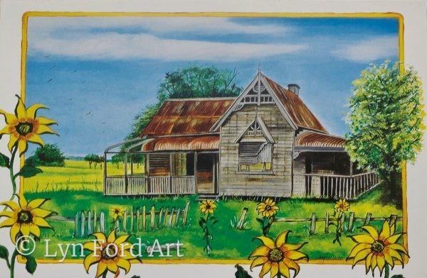 Old House, Rural Australia