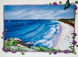 Back Beach, Woolgoolga, NSW