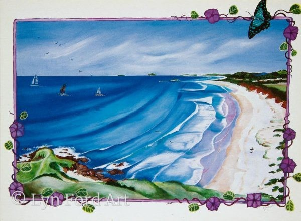 Back Beach, Woolgoolga, NSW