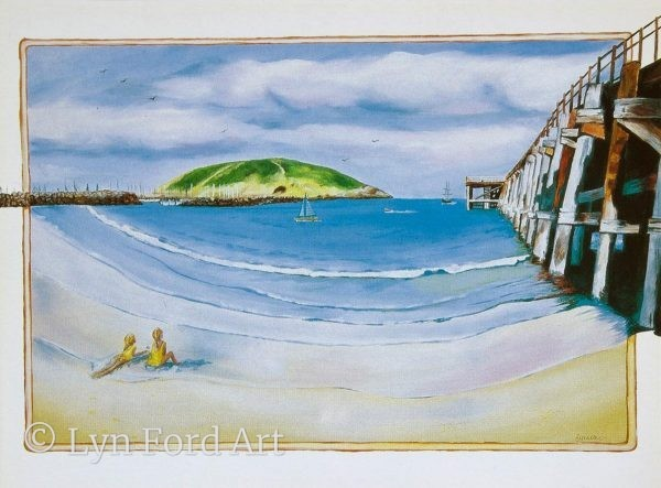 Muttonbird Island and Jetty, Coffs Harbour, NSW