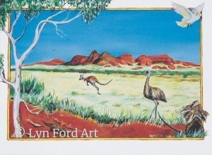 Lynette Ford Central Ranges Australia