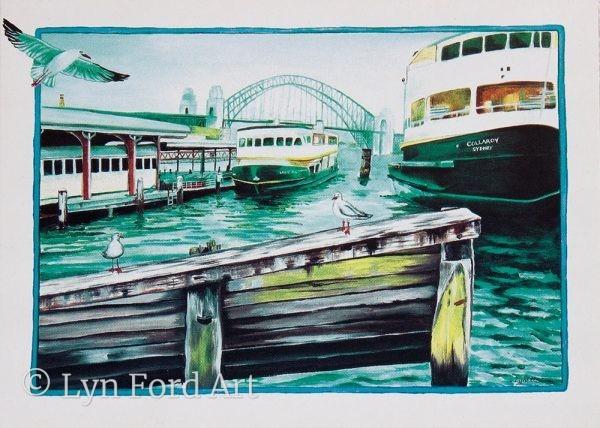 Circular Quay, Sydney, NSW, Australia