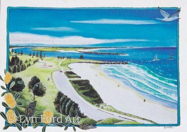 Port Macquarie, Town Beach, NSW