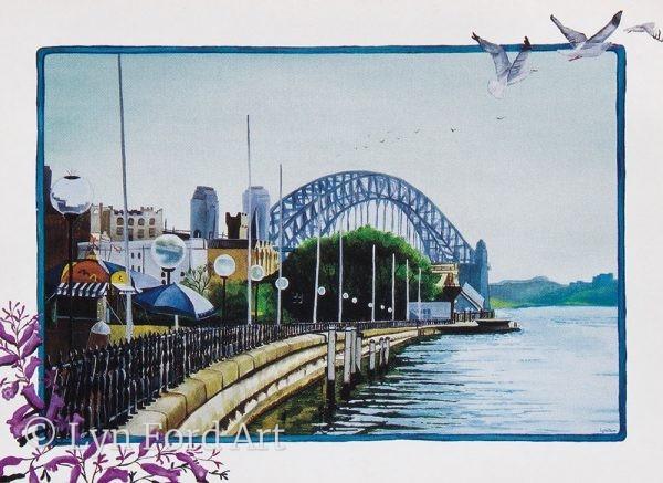 Sydney Harbour Bridge, Sydney.