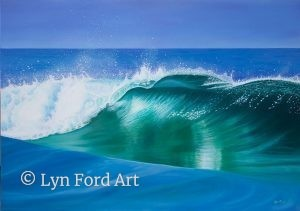 Lynette Ford Wave on Pippi