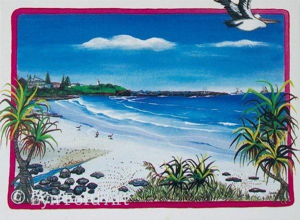 Convent Beach, Yamba